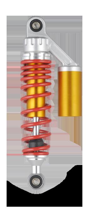 Hệ thống treo giảm xóc khí sau xe máy (xe điện) QL-GBR-007-36