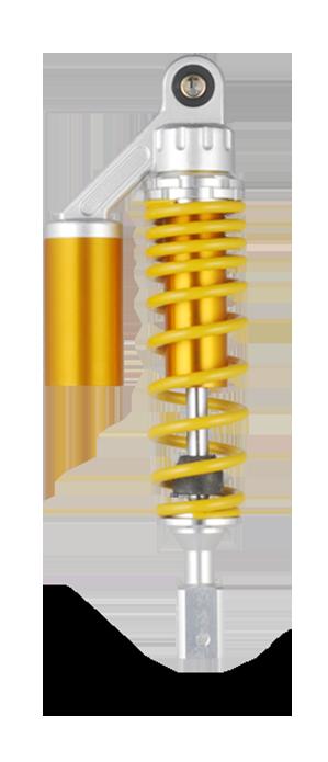 Hệ thống treo giảm xóc khí sau xe máy (xe điện) QL-GBR-008-36